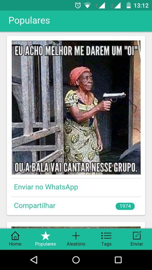 Fotos de Zueira para WhatsApp - Imagem 2 do software