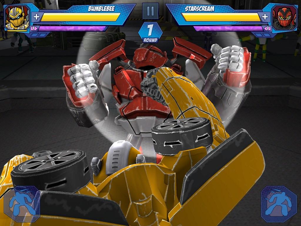 Transformers: Battle Masters - Imagem 1 do software