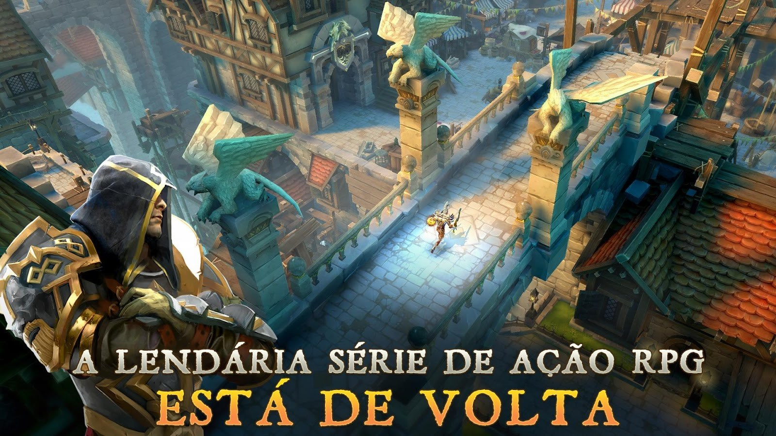 Dungeon Hunter 5 - Imagem 1 do software