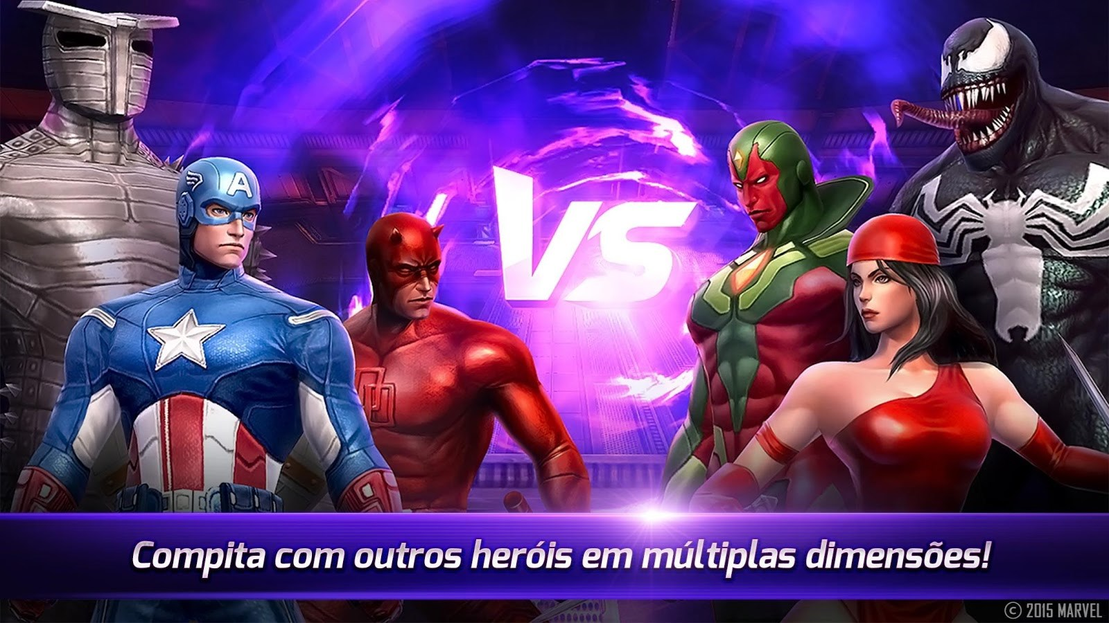 MARVEL Future Fight - Imagem 2 do software