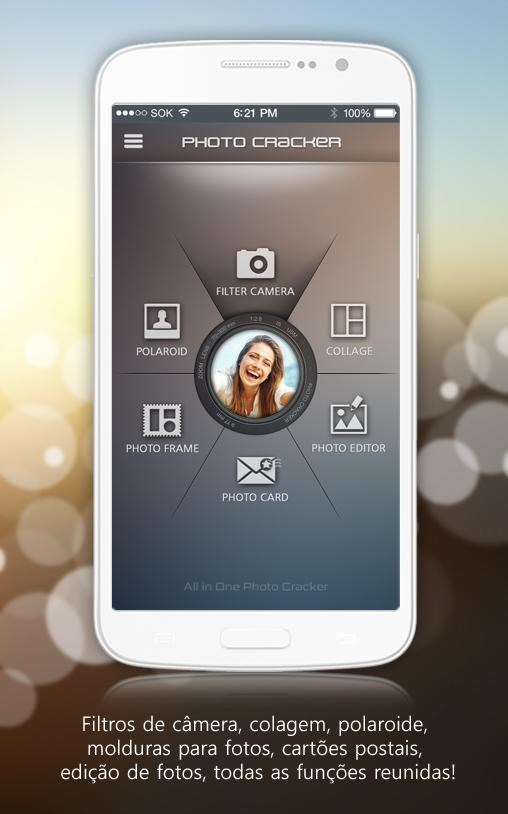 PhotoCracker - Imagem 2 do software