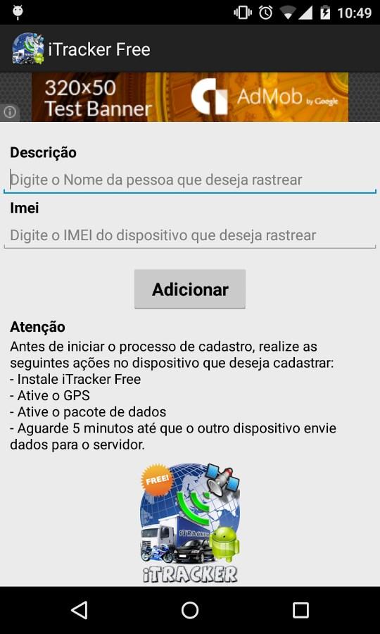 baixaki rastreador de celular android gratis