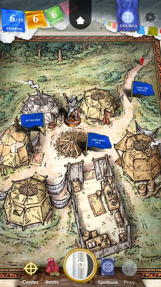 Sorcery! 3 - Imagem 1 do software