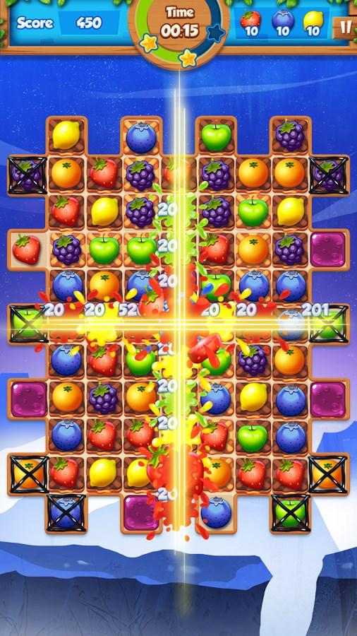 Fruit Rivals - Imagem 1 do software