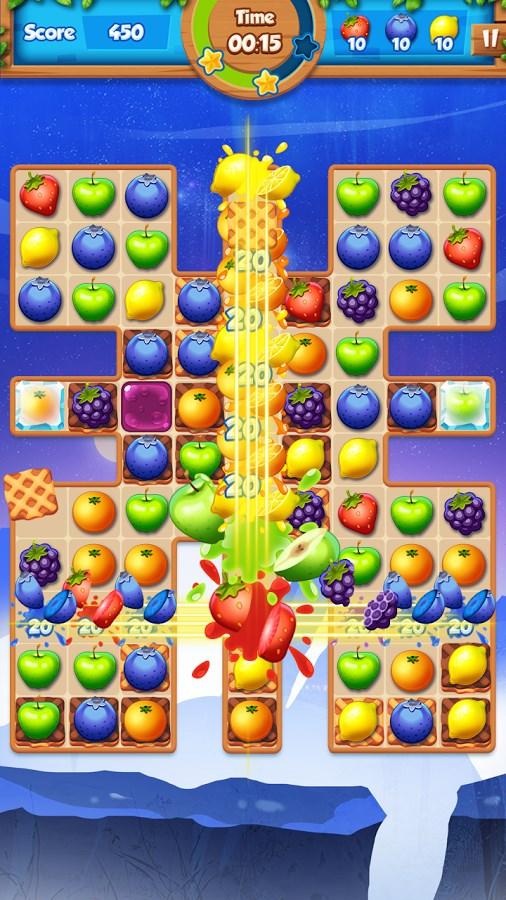 Fruit Rivals - Imagem 2 do software
