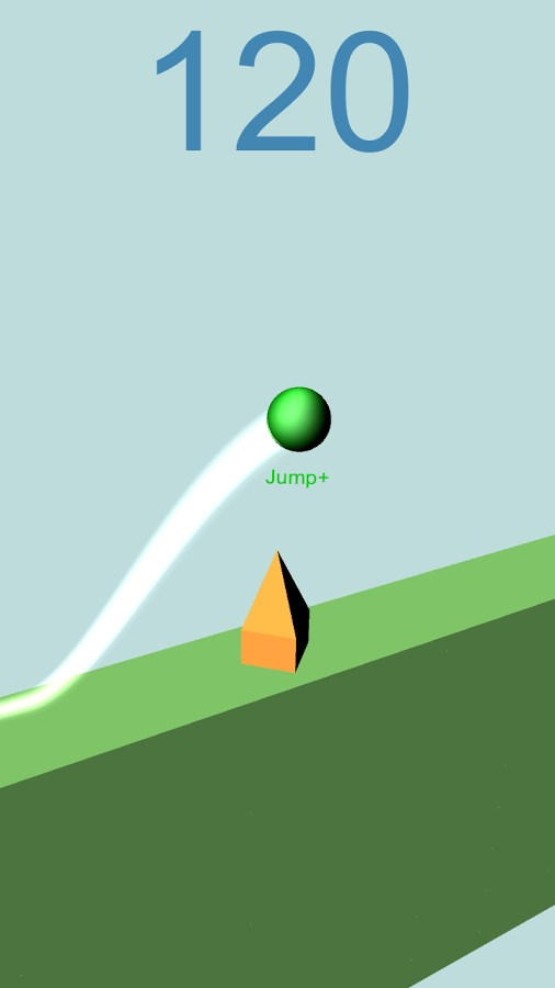 JumPo - 3D Jump Ball Game - Imagem 1 do software