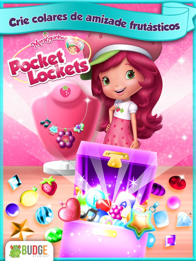 Moranguinho Pocket Lockets - Imagem 1 do software