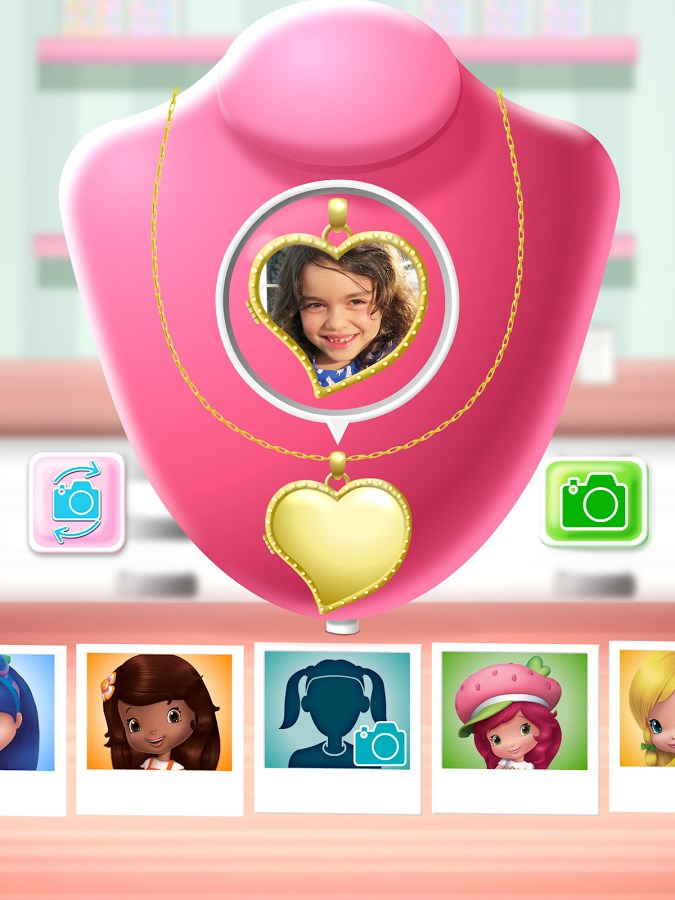 Moranguinho Pocket Lockets - Imagem 2 do software