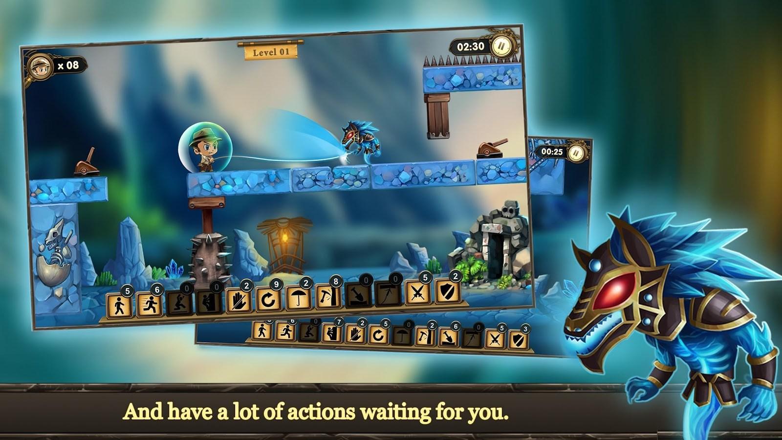 Treasure Rush - Imagem 1 do software