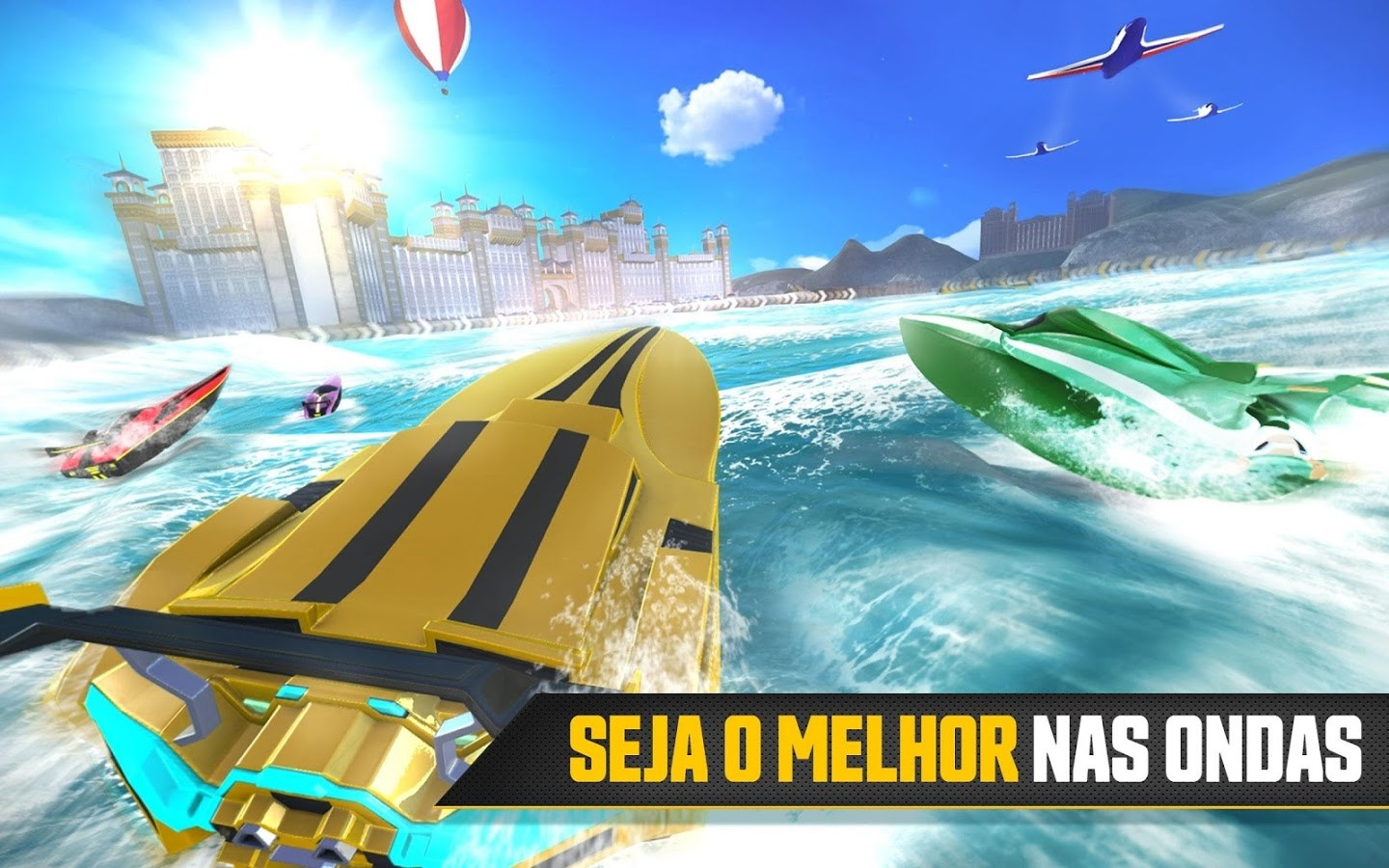 DRIVER SPEEDBOAT PARADISE - Imagem 1 do software