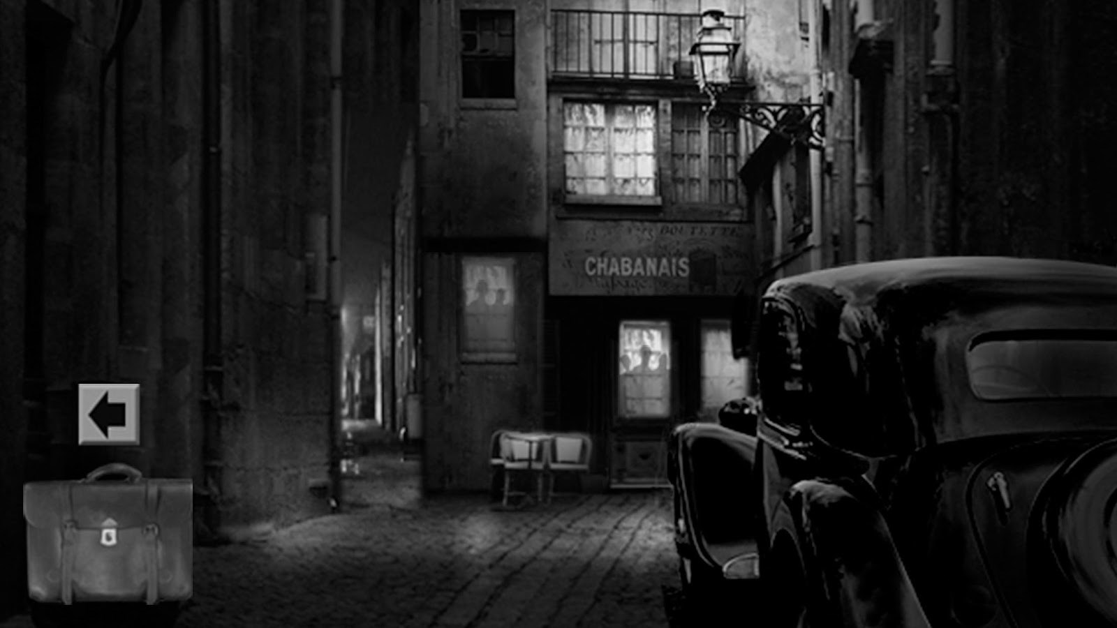 The Paris Dossier Adventure - Imagem 1 do software