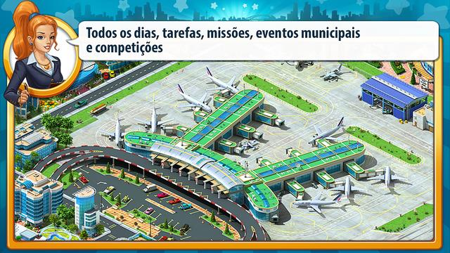 Megapolis HD - Imagem 1 do software