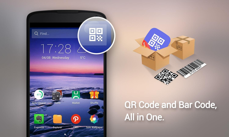 Solo QR Code Scanner - Imagem 1 do software
