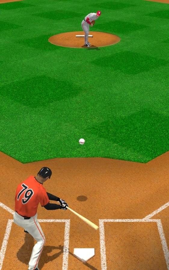 Tap Sports Baseball 2015 - Imagem 1 do software