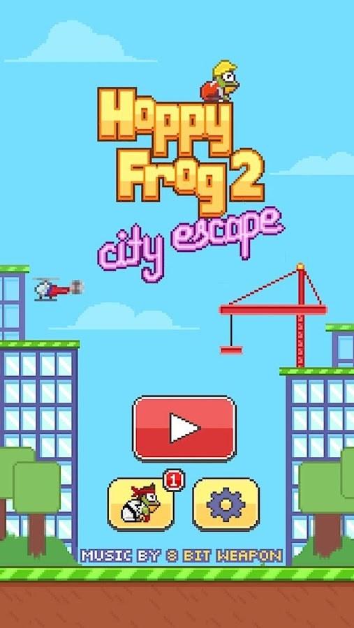 Hoppy Frog 2 - City Escape - Imagem 1 do software