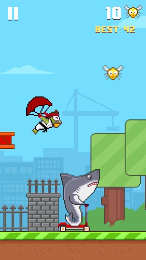 Hoppy Frog 2 - City Escape - Imagem 2 do software