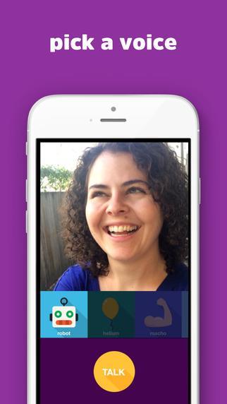 FlipLip Alterador de Vozes - Imagem 2 do software