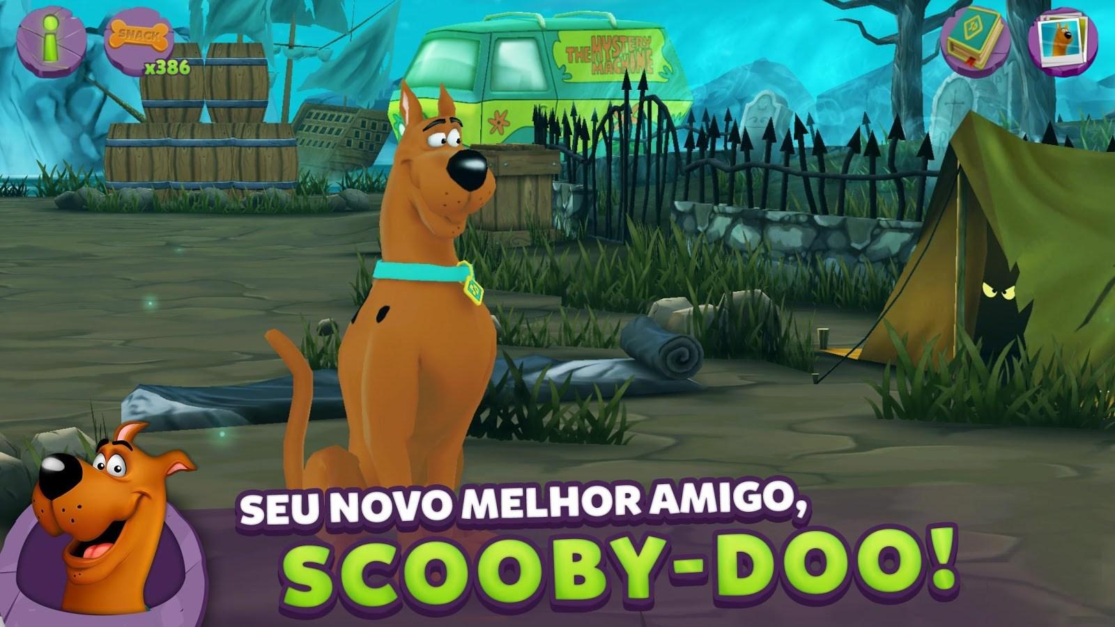My Friend Scooby-Doo! - Imagem 1 do software