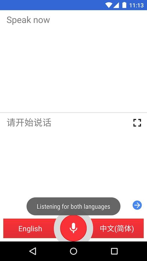 Google Tradutor - Imagem 3 do software