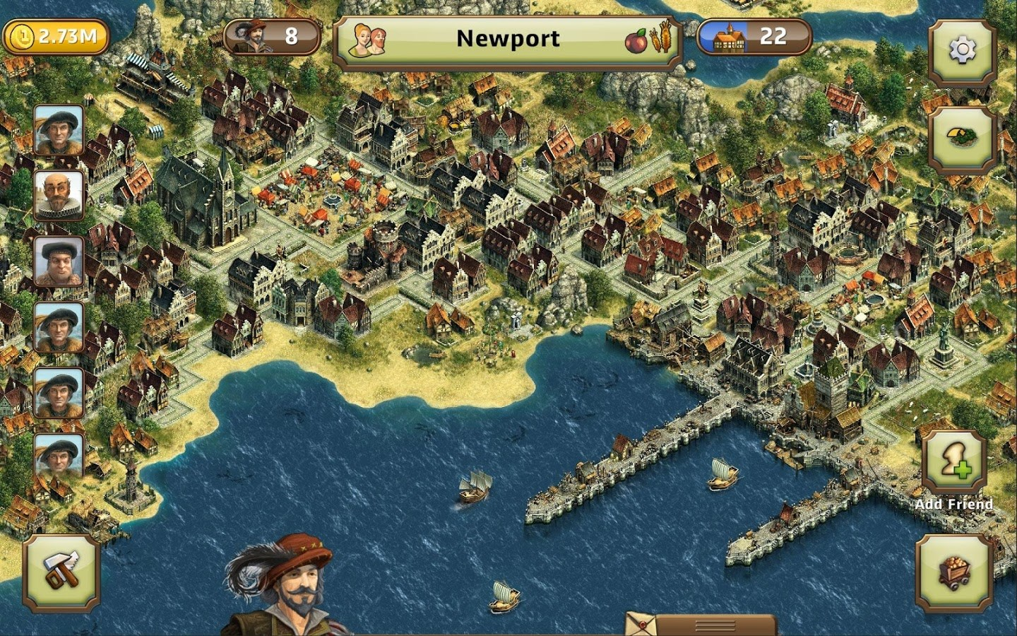 Anno: Build an Empire - Imagem 1 do software