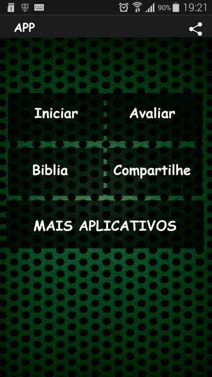 Bíblia Sagrada em Português - Imagem 1 do software