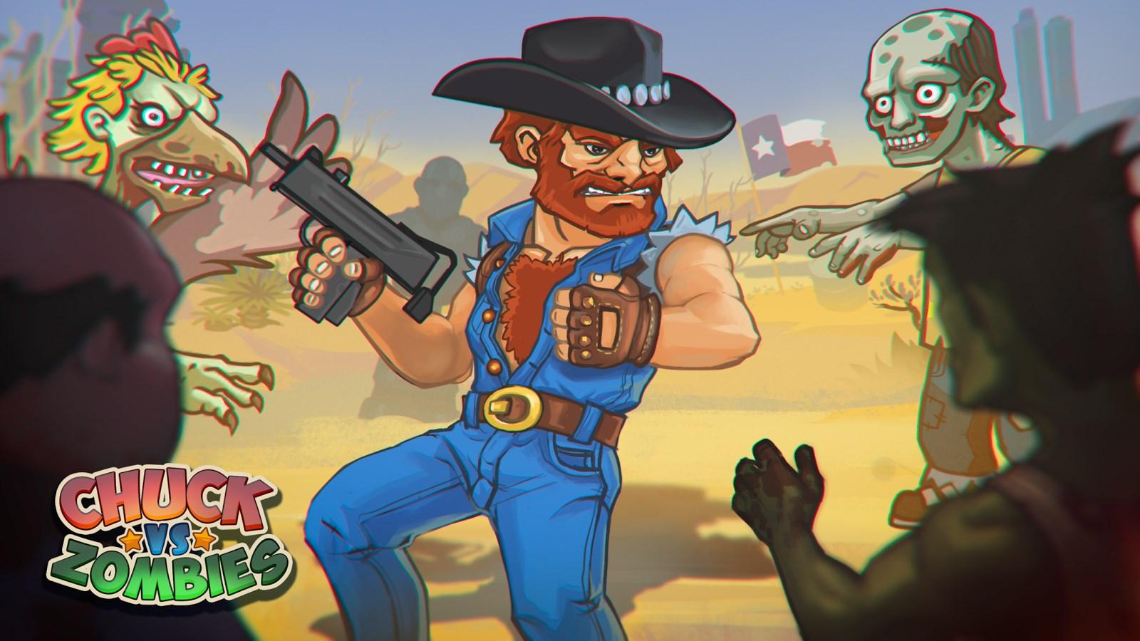 Chuck vs Zombies - Imagem 1 do software