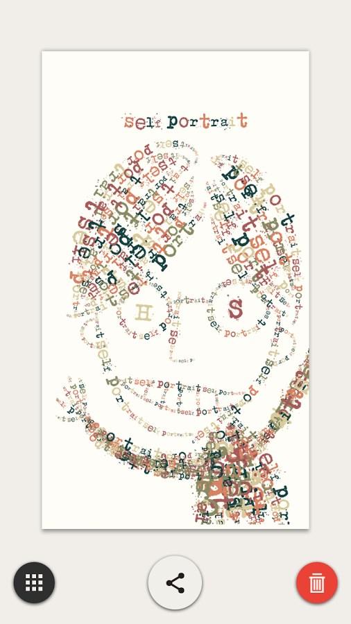 TypeDrawing - Imagem 2 do software