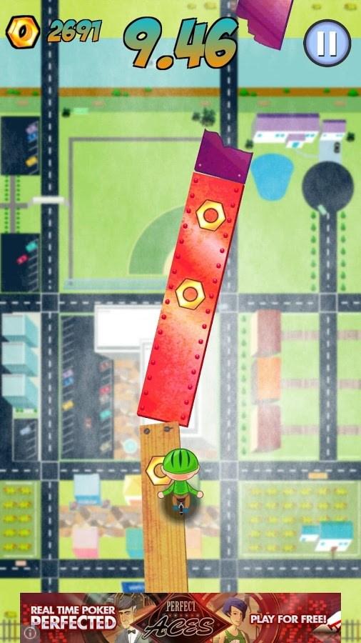 Pedal Panic: Sky Dash Run - Imagem 1 do software