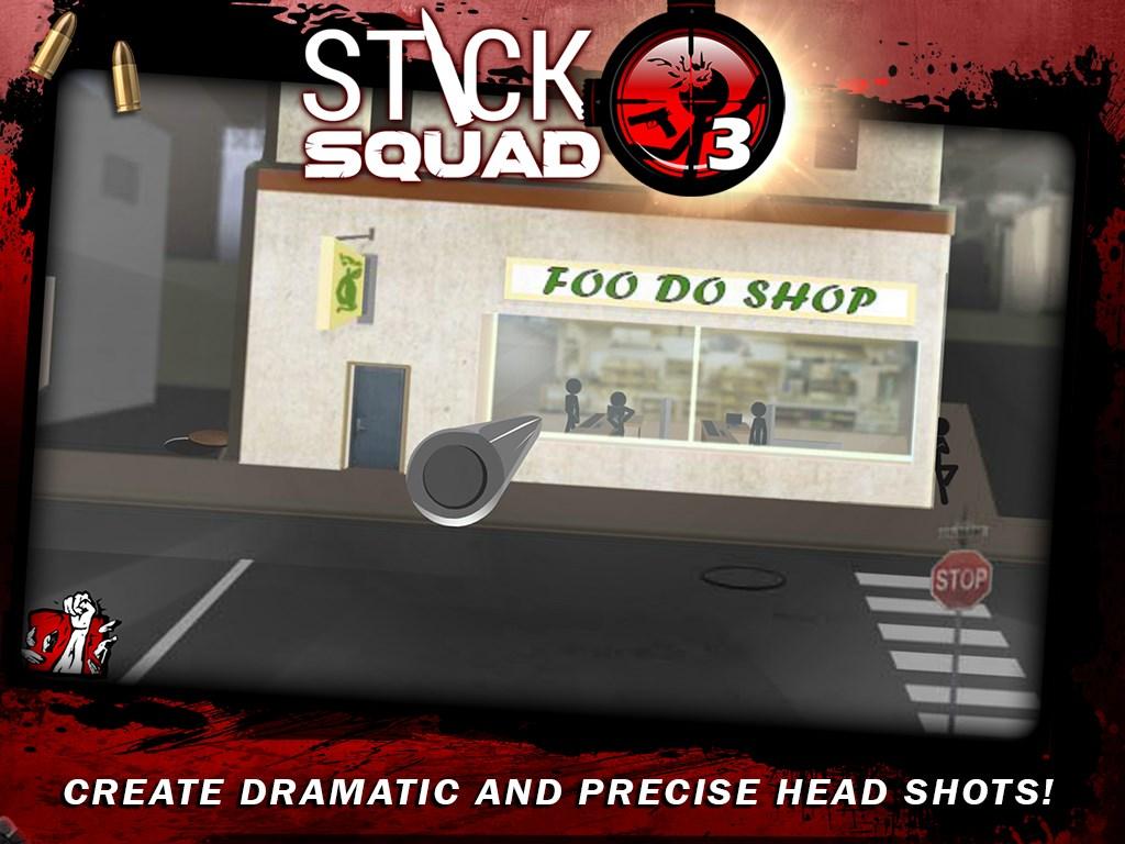 Stick Squad 3 - Imagem 1 do software