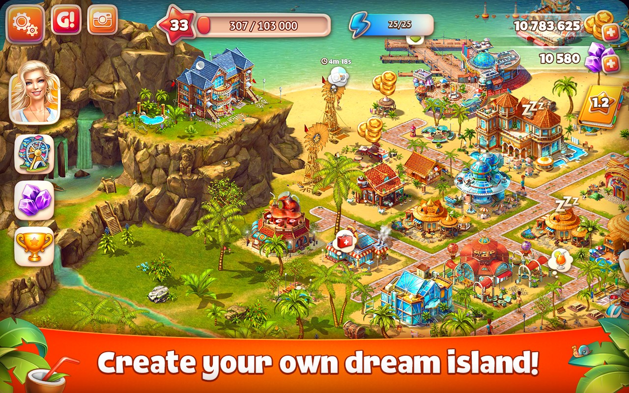 Paradise Island 2 - Imagem 2 do software