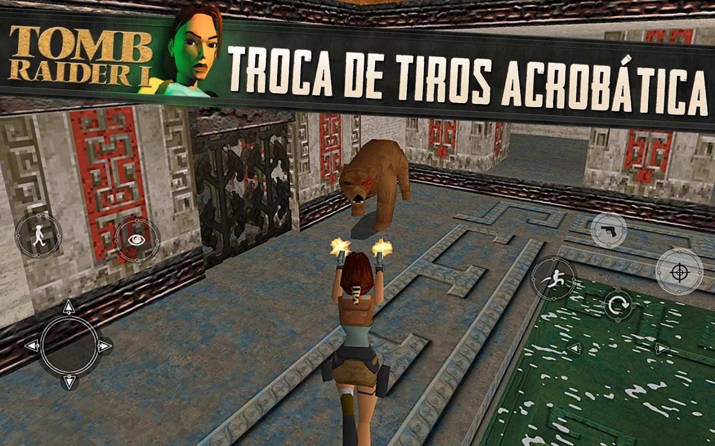 Tomb Raider I - Imagem 1 do software