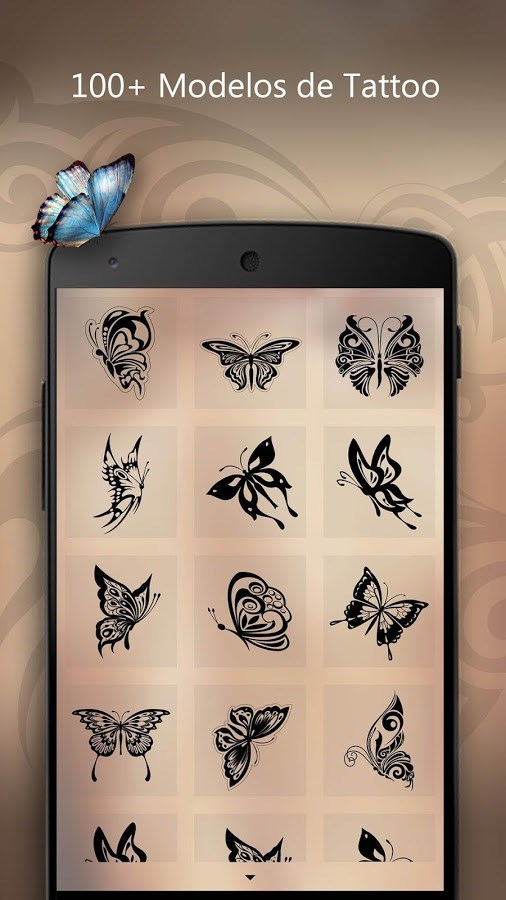 Tattoo Me Camera - Imagem 2 do software