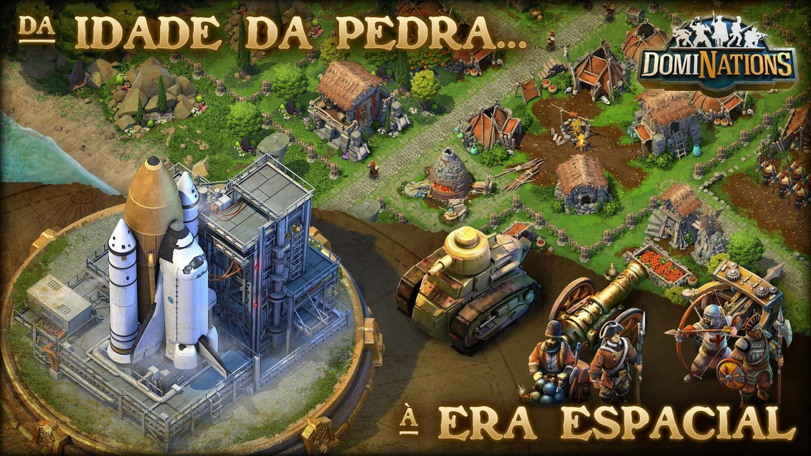 DomiNations - Imagem 1 do software