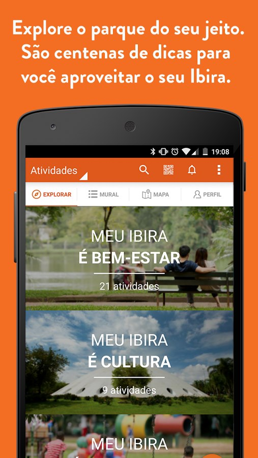 Meu Ibira - Imagem 1 do software