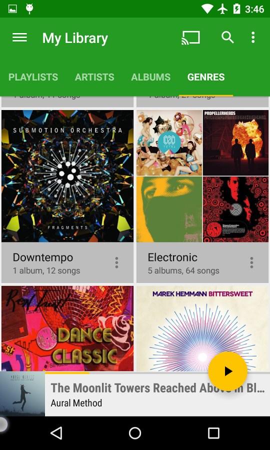Orpheus Music Player - Imagem 1 do software