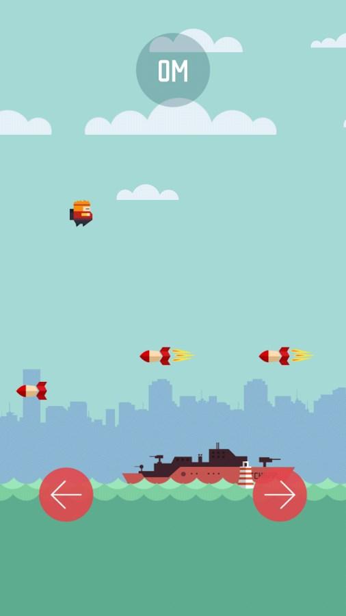Captain Rocket - Imagem 1 do software