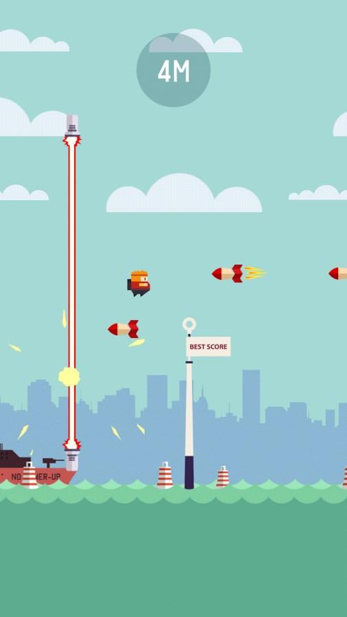 Captain Rocket - Imagem 2 do software
