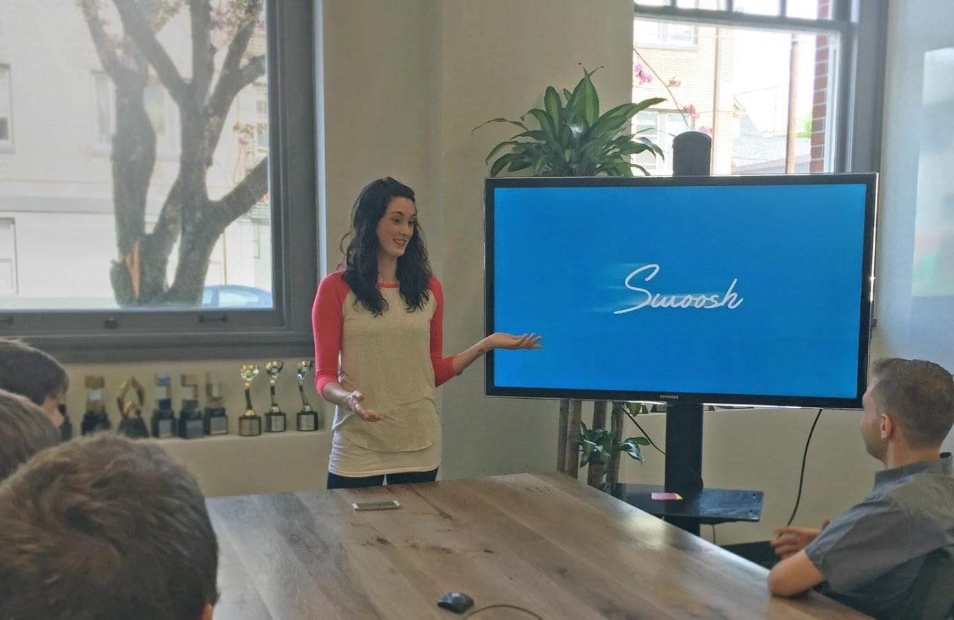 Swoosh Presentation Control - Imagem 1 do software