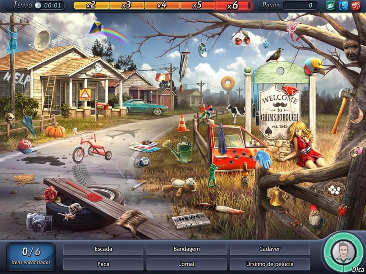 Criminal Case - Imagem 1 do software