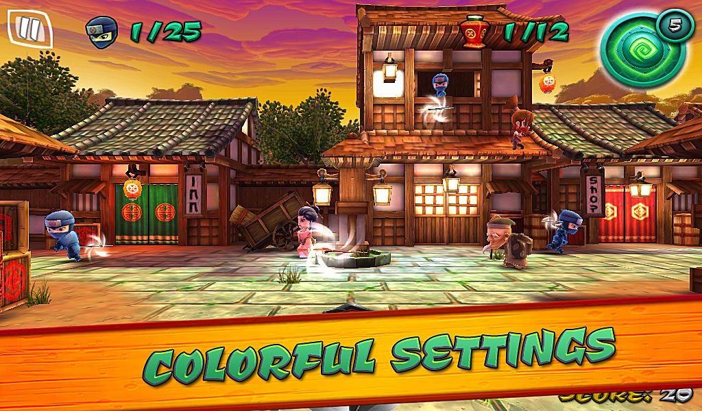 Ninja Shuriken - Imagem 1 do software