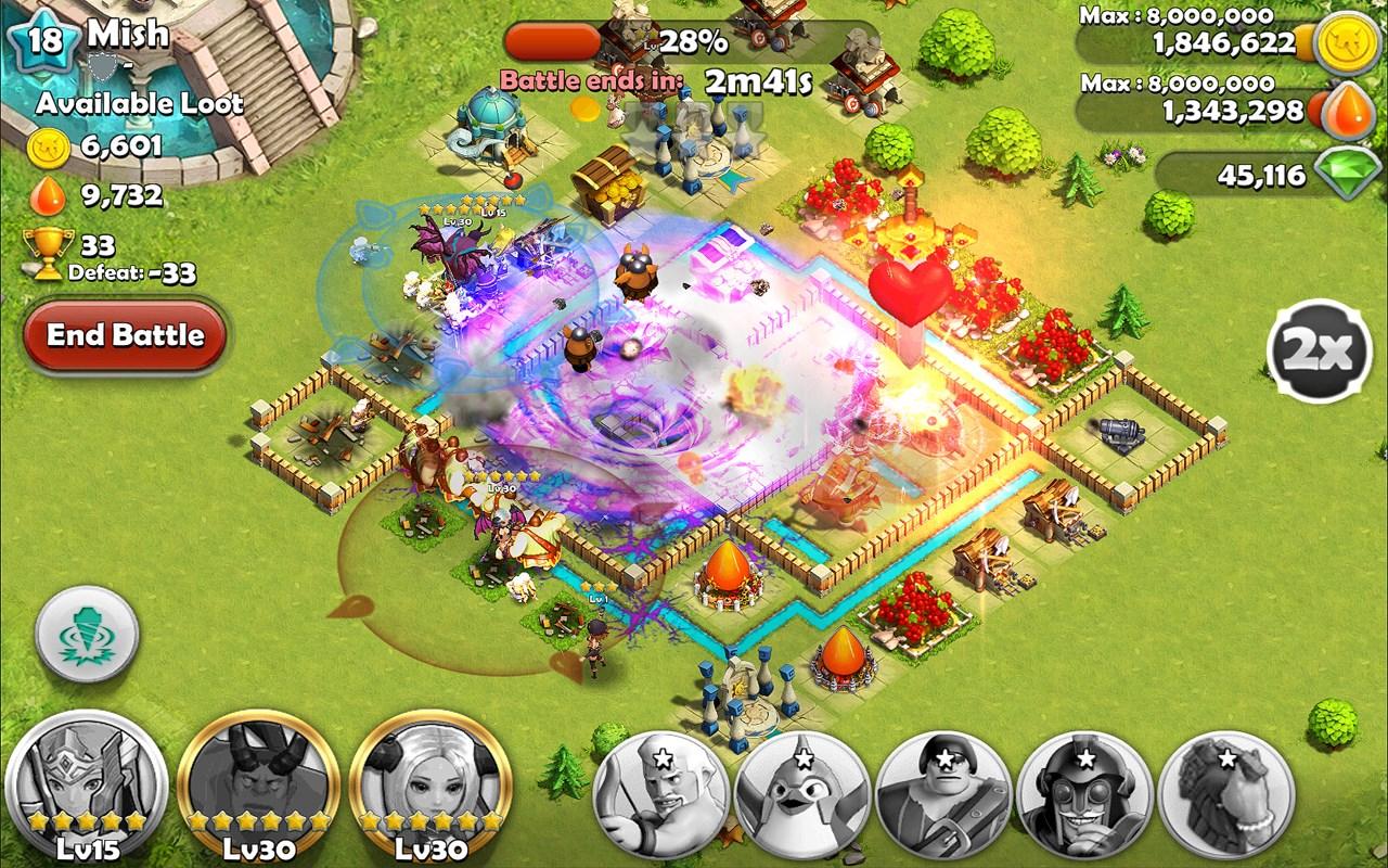 Hero Sky: Epic Guild Wars - Imagem 1 do software