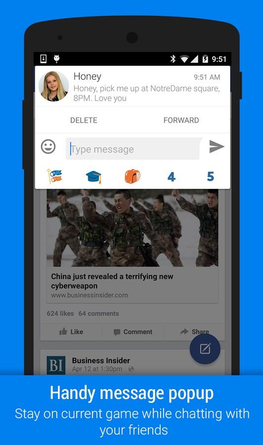 SMS+ (with Lock, Emoji, Spam) - Imagem 2 do software
