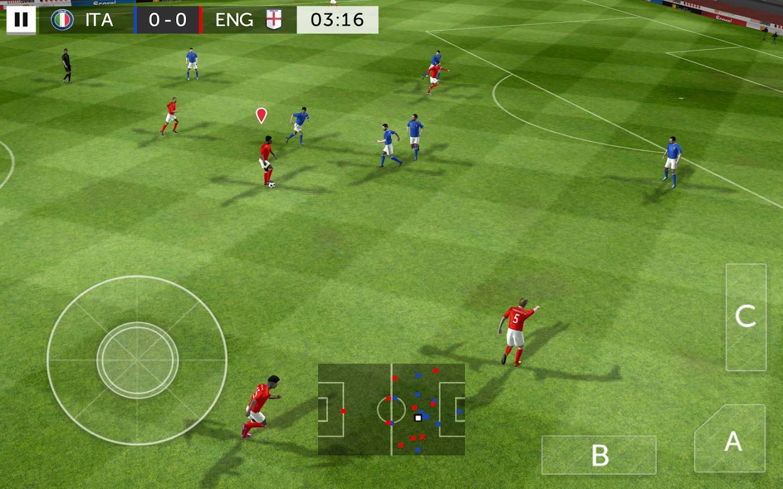 First Touch Soccer 2015 - Imagem 1 do software