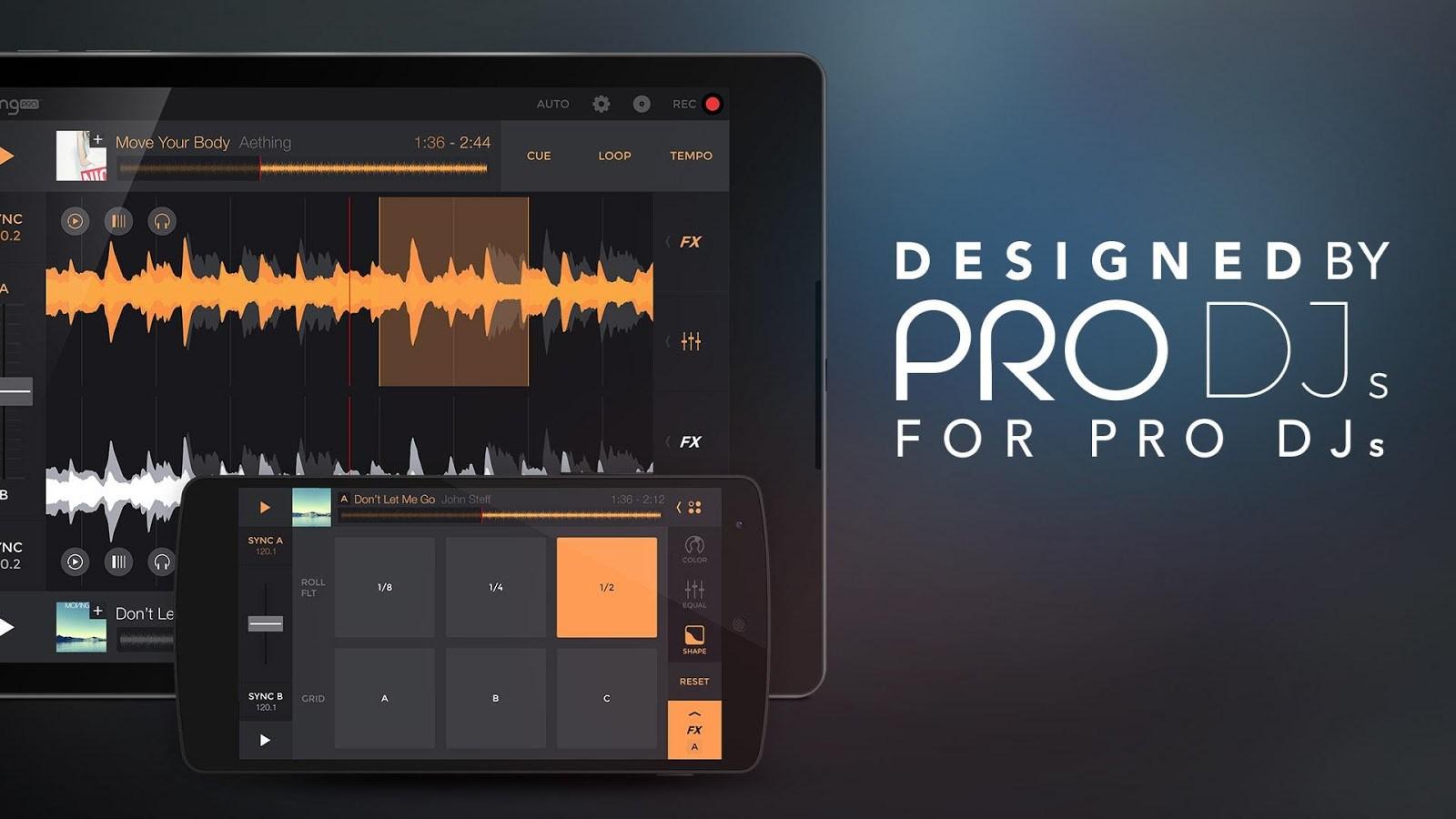 edjing PRO- Mixador de Músicas - Imagem 1 do software