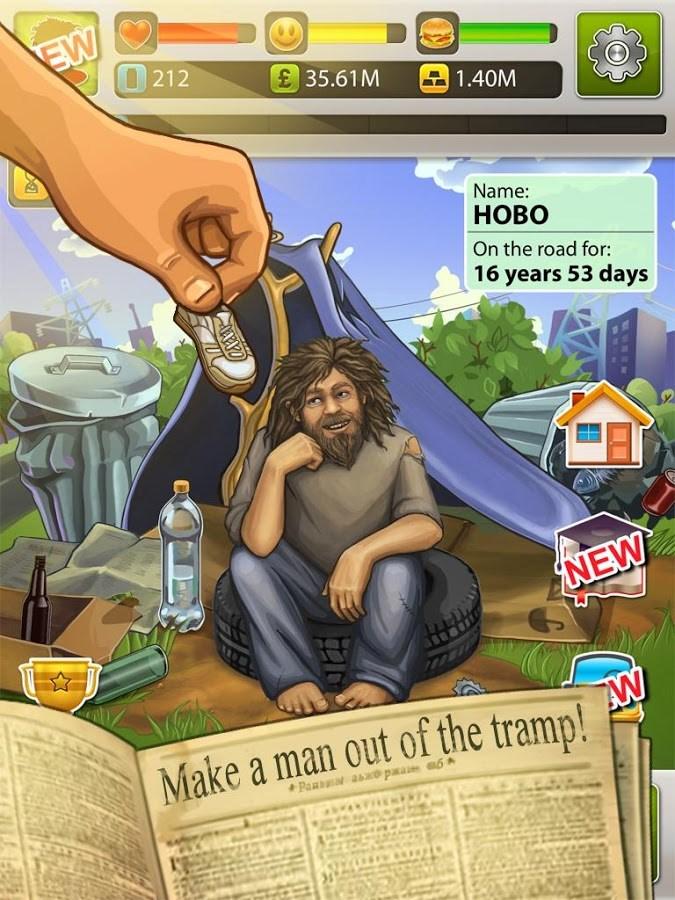 Megatramp - A Success Story - Imagem 1 do software