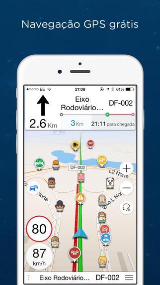 Navmii GPS Brasil - Imagem 1 do software
