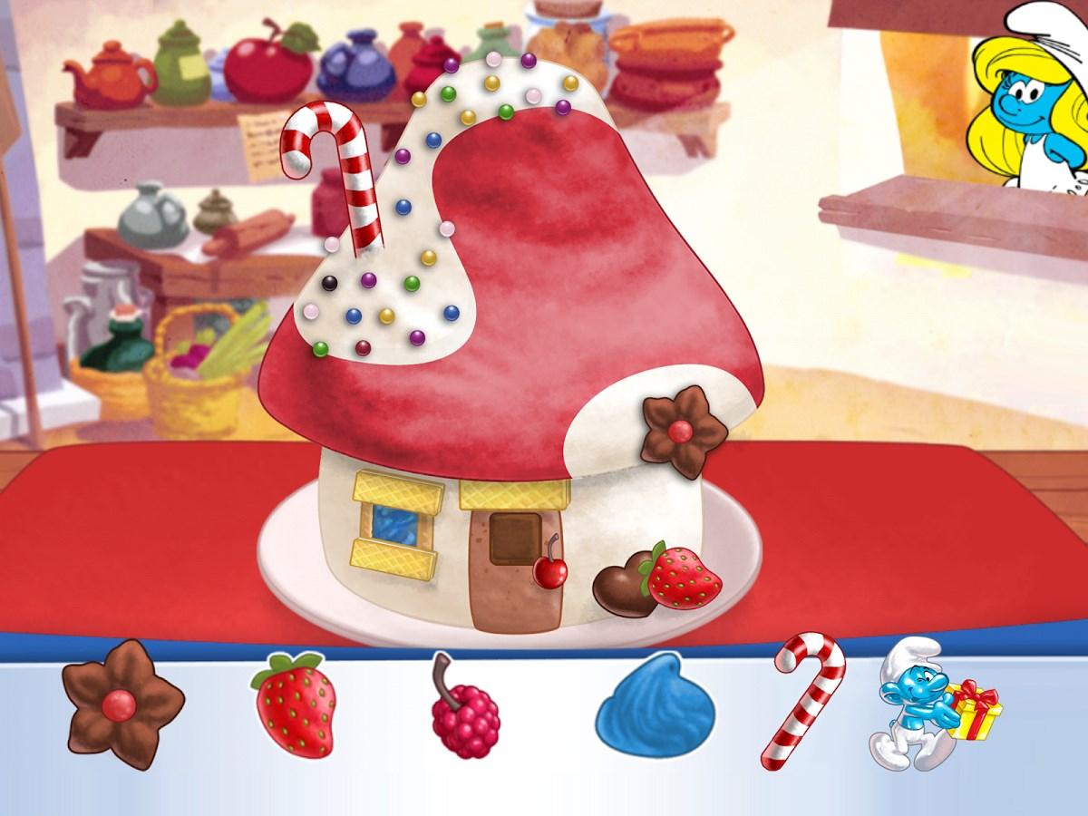 The Smurfs Bakery – Dessert Maker - Imagem 1 do software