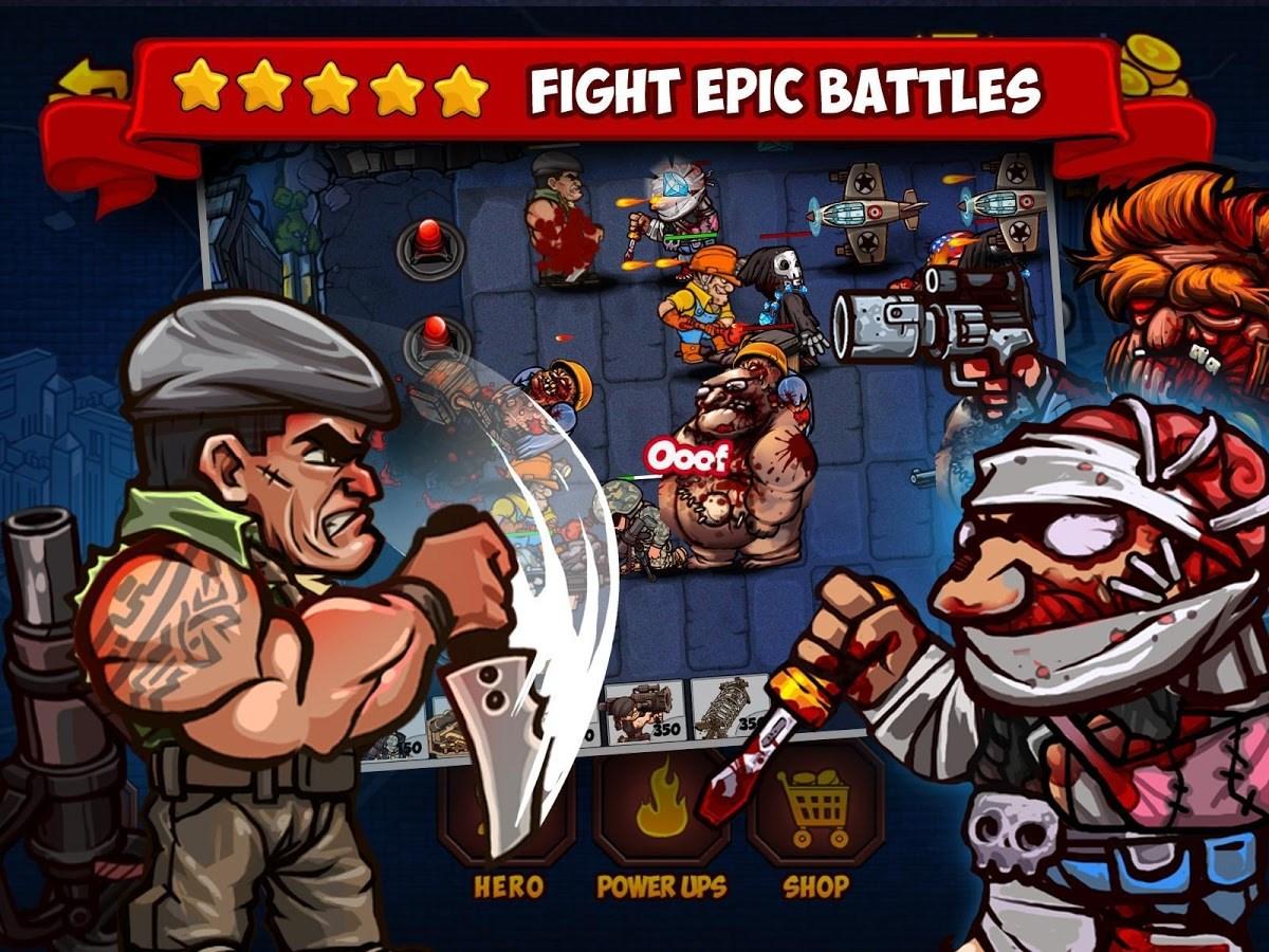 Heroes Vs. Zombies 2 - Imagem 1 do software