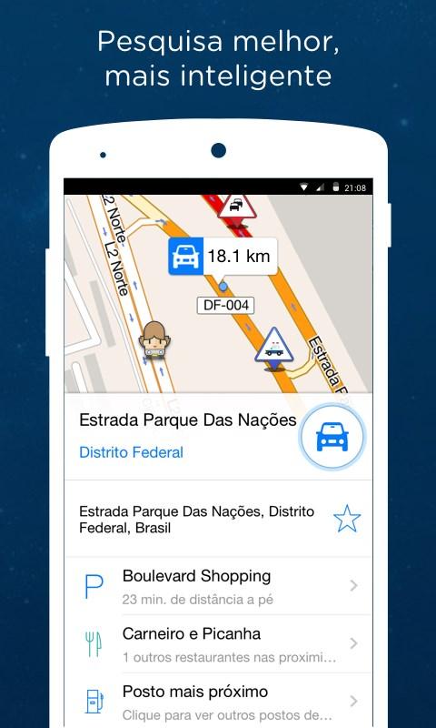 Navmii GPS World (Navfree) - Imagem 2 do software