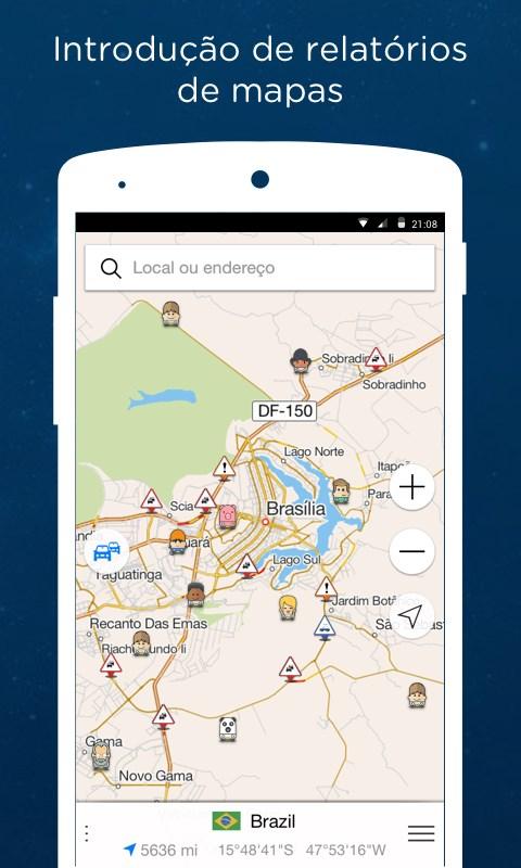 Navmii GPS World (Navfree) - Imagem 1 do software